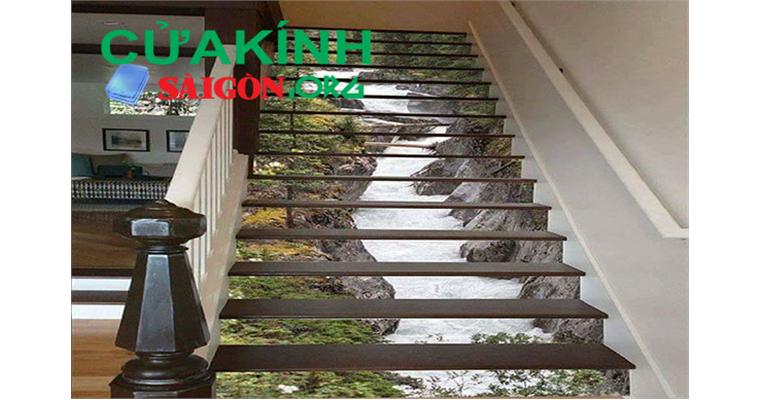 Các mẫu đá ốp cầu thang đẹp, Xu hướng đá ốp cầu thang mới