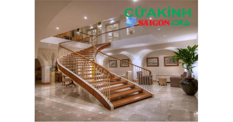 Tìm hiểu cấu tạo cầu thang, các bộ phận quy định của cầu thang
