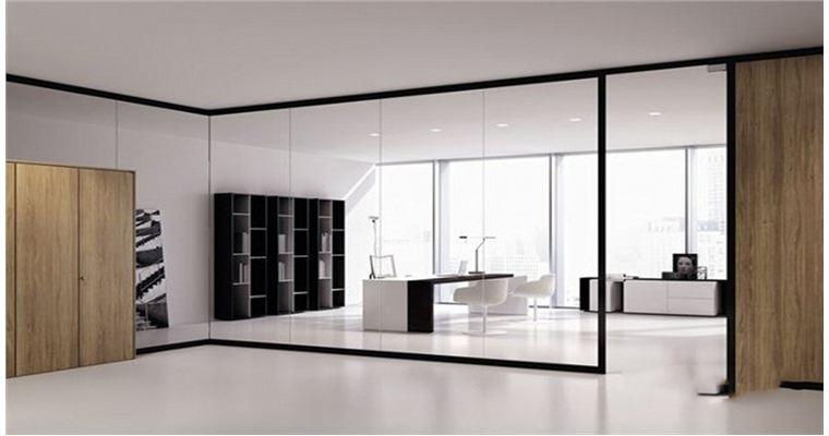 Cửa kính cường lực khung sắt - Thiết bị nội thất tuyệt vời cho căn nhà bạn