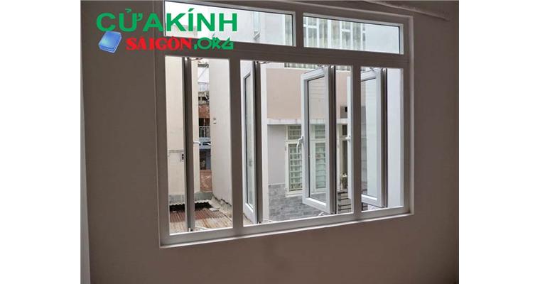 Cửa sổ nhôm kính 4 cánh đẹp và những ưu điểm nổi bật đáng chú ý