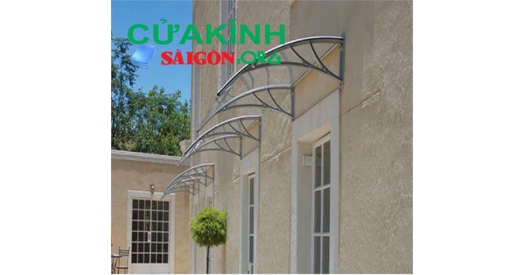 Kết cấu của mái vòm kính cường lực, sự hoàn hảo của ngôi nhà