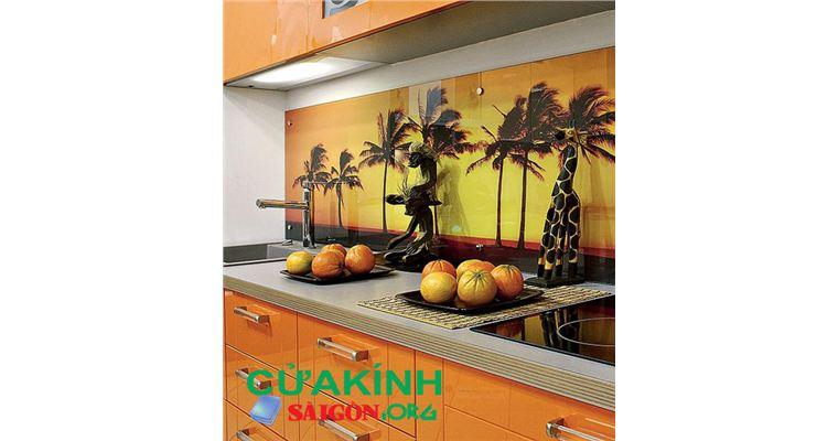 Tư vấn chọn kính màu ốp bếp tại Hải dương cho căn bếp gia đình bạn.