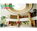 Nâng tầm đẳng cấp cho khách sạn bằng mái kính cường lực
