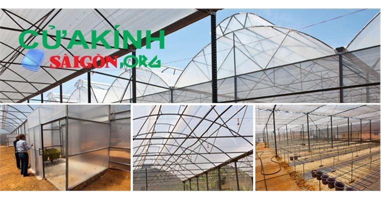 Mái vòm lợp bằng kính cường lực – Thiết kế mới mẻ cho ngôi nhà bạn