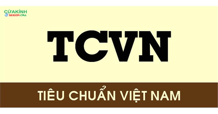 Tiêu chuẩn thay thế tcvn 4453-1995