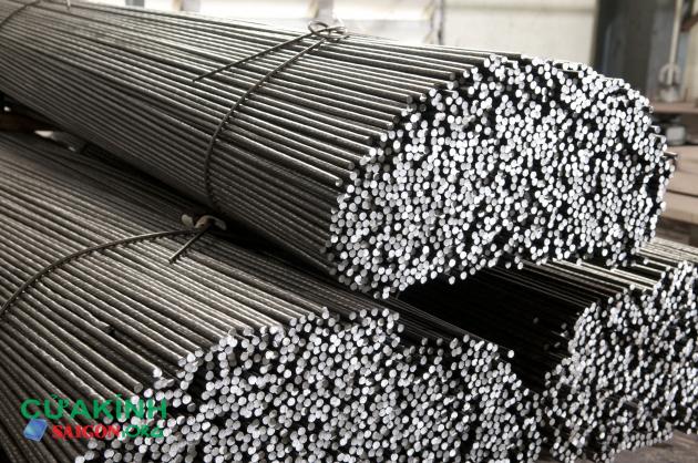 Trọng lượng riêng của thép là gì?